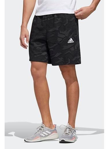 adidas M E Aop Shorts Erkek Şort Siyah